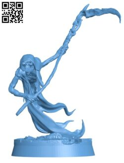 The Wraith King's Army H000089 file stl free download 3D Model for CNC and 3d printer
