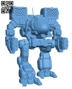 Timberwolf Prime – Robot H000190 file stl free download 3D Model for CNC and 3d printer