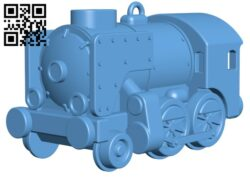 Train & Rails World H000018 file stl free download 3D Model for CNC and 3d printer