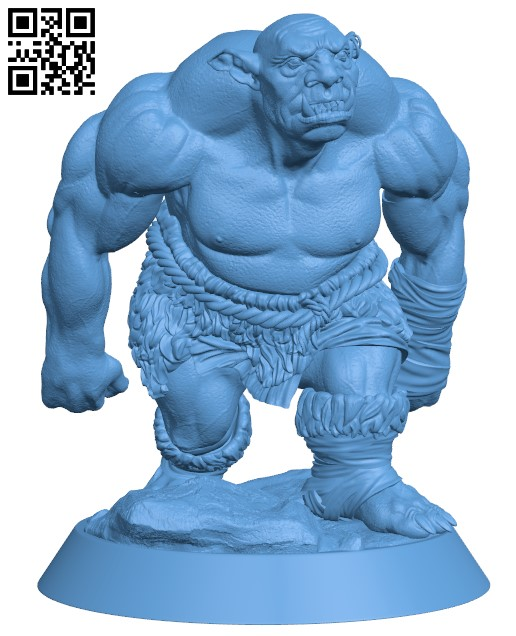 Troll Tablet H000047 file stl free download 3D Model for CNC and 3d printer