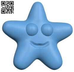 Twinkle Star H000044 file stl free download 3D Model for CNC and 3d printer