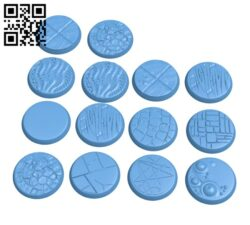 Bases H000607 file stl free download 3D Model for CNC and 3d printer