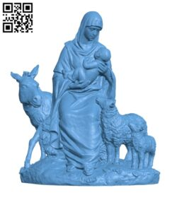 Christmas H000906 file stl free download 3D Model for CNC and 3d printer