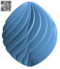 Christmas ball H000963 file stl free download 3D Model for CNC and 3d printer