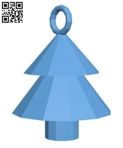 Christmas tree H000976 file stl free download 3D Model for CNC and 3d printer
