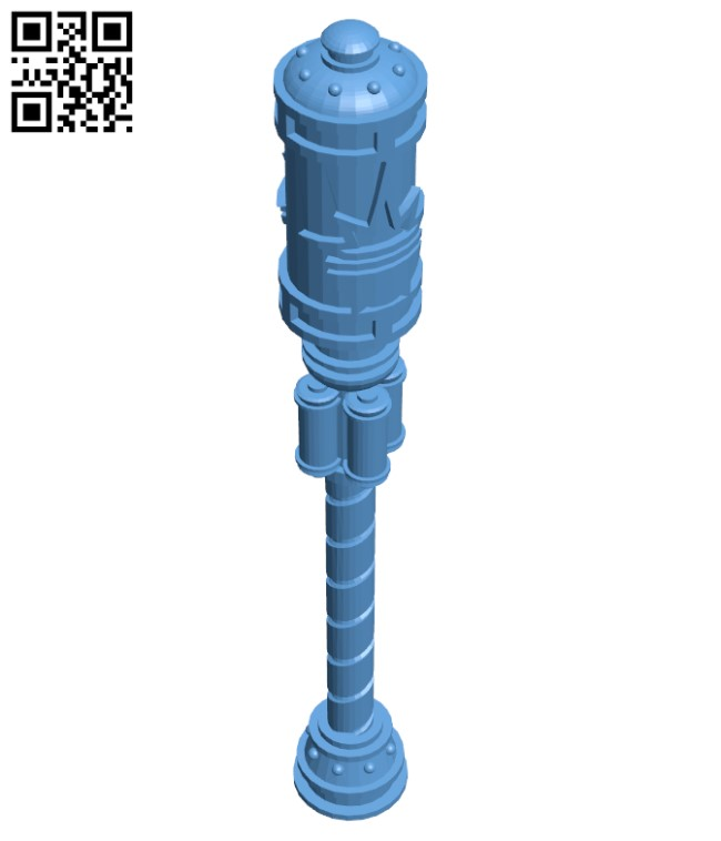 Crucible Guard - Lamp H000556 file stl free download 3D Model for CNC and 3d printer