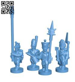Europe Asunder H000528 file stl free download 3D Model for CNC and 3d printer