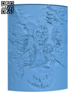 Halloween 3 Wise Men H000980 file stl free download 3D Model for CNC and 3d printer