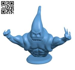 Halloween Ghost H001103 file stl free download 3D Model for CNC and 3d printer