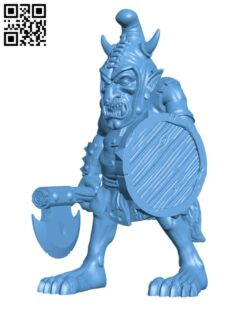 Hobgoblin H000783 file stl free download 3D Model for CNC and 3d printer