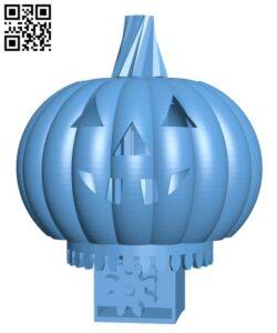 Lighted Motorized Halloween Pumpkin Bracelet H001125 file stl free download 3D Model for CNC and 3d printer