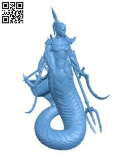 Marilith H000739 file stl free download 3D Model for CNC and 3d printer