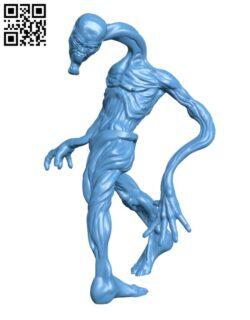 Monster H000793 file stl free download 3D Model for CNC and 3d printer
