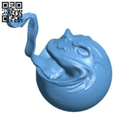 Monster H001293 file stl free download 3D Model for CNC and 3d printer