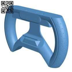 Nintendo Switch Joy – Con Wheel Pro H000620 file stl free download 3D Model for CNC and 3d printer