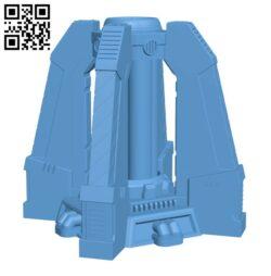 Plasma Generator Griffin H000677 file stl free download 3D Model for CNC and 3d printer