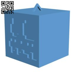 Pumpkin Christmas Decoration H001056 file stl free download 3D Model for CNC and 3d printer