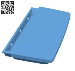 Secret Shelf  H000544 file stl free download 3D Model for CNC and 3d printer
