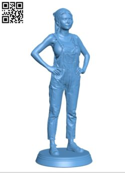 SexyCyborg H000682 file stl free download 3D Model for CNC and 3d printer