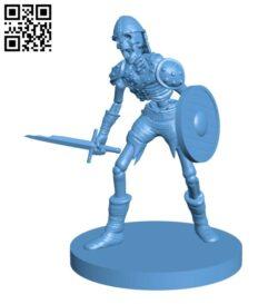 Skeleton H000797 file stl free download 3D Model for CNC and 3d printer