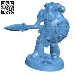 Space Martan Set H000600 file stl free download 3D Model for CNC and 3d printer