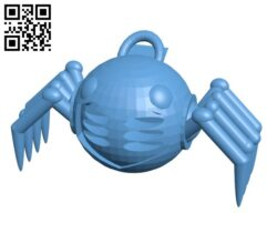 Spider – Halloween Marvin H001067 file stl free download 3D Model for CNC and 3d printer