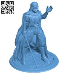 Star Wars – Darth Vader H000713 file stl free download 3D Model for CNC and 3d printer