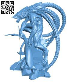 Stinger H000715 file stl free download 3D Model for CNC and 3d printer