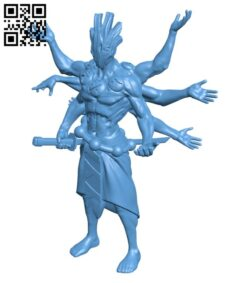 The Summoner H000718 file stl free download 3D Model for CNC and 3d printer