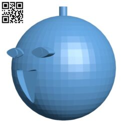 Travis pumkin – Halloween H001071 file stl free download 3D Model for CNC and 3d printer