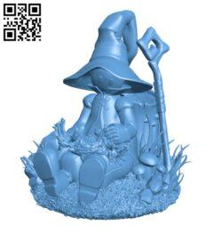 Vivi Ornitier H000778 file stl free download 3D Model for CNC and 3d printer