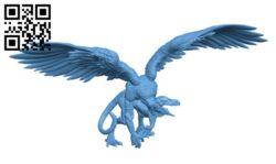 Vrock  H000547 file stl free download 3D Model for CNC and 3d printer