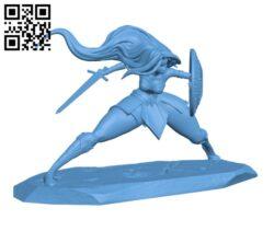 Wonder Woman H000839 file stl free download 3D Model for CNC and 3d printer