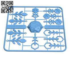 Xmas kit H001014 file stl free download 3D Model for CNC and 3d printer