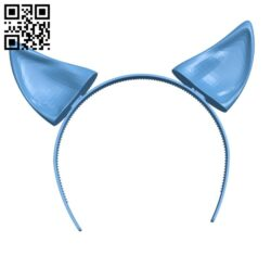 Zheng's Halloween Headband H001078 file stl free download 3D Model for CNC and 3d printer