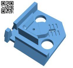Variable corner clamp  H000629 file stl free download 3D Model for CNC and 3d printer